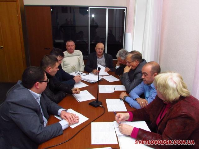 Сапянов «загарбав» ще й виконавчу владу у Світловодську