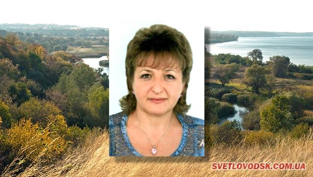 Ніна Іващенко — голова першої об'єднаної громади на Світловодщині