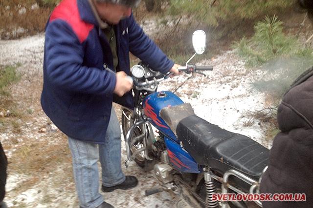 За крадіжку мотоцикла і мопеда злочинцю загрожує до 8 років позбавлення волі