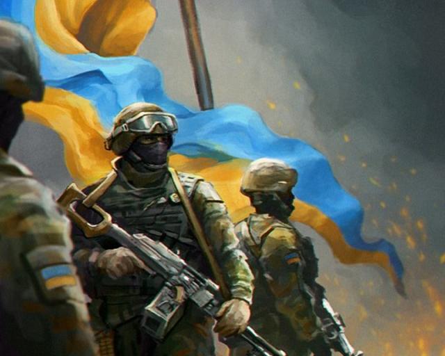 Святкуючи Новий рік не забудьте привітати солдатів!