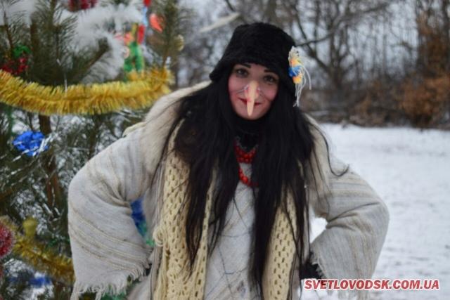 У селі Нагірне відбулося театралізоване дійство до Дня Святого Миколая