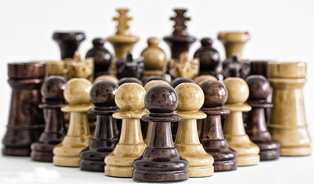 Світловодські шахісти на меморіалі Грохотова