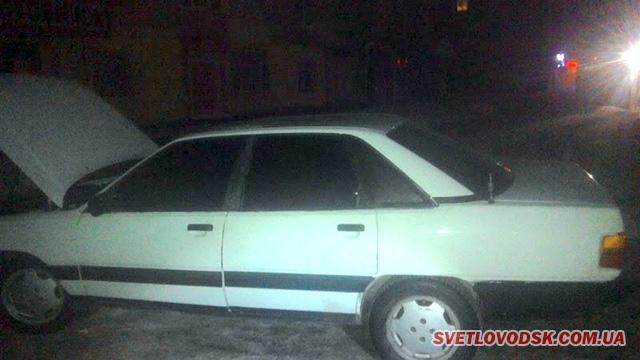 У Світловодську поліцейські виявили автомобіль-«двійник»