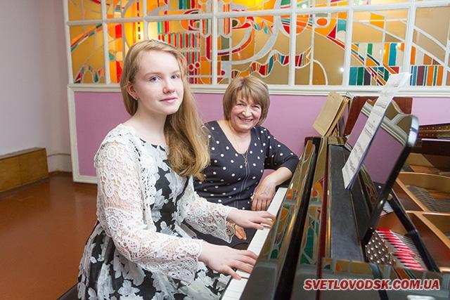 Успіх юної світловодської піаністки у Фінляндії (ДОПОВНЕНО)