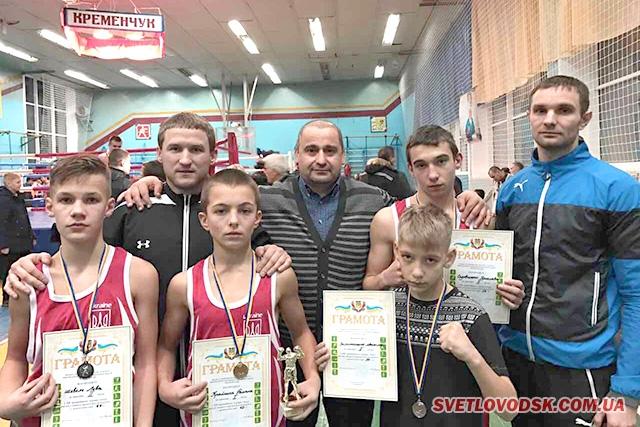 Перемоги юних боксерів