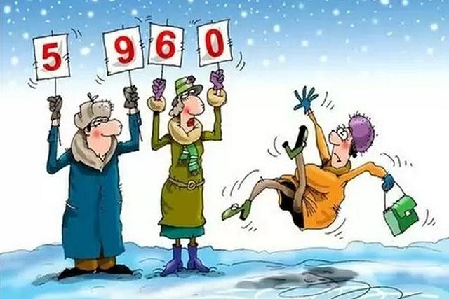 Зимовий екстрім на вулицях міста