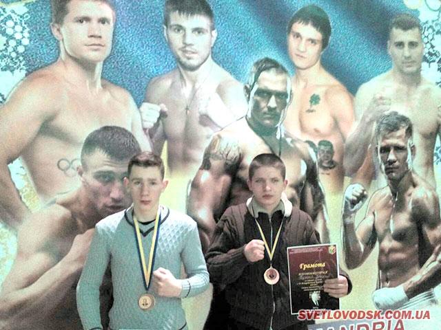 Світловодські боксери — призери престижних Всеукраїнських змагань