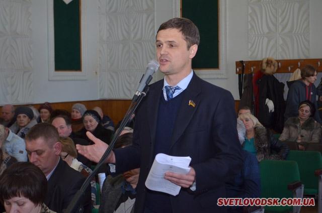Депутат Тетяниченко — меру Козярчуку про менеджера, якого найняла громада