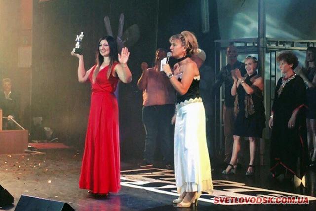 Власівчанка Наталія Жекова стала переможницею італійського вокального конкурсу «Голос моря»