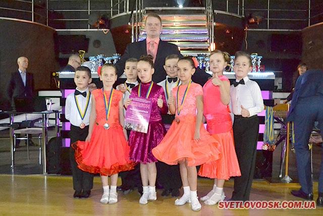 Світловодські танцюристи достойно виступили у Кропивницькому