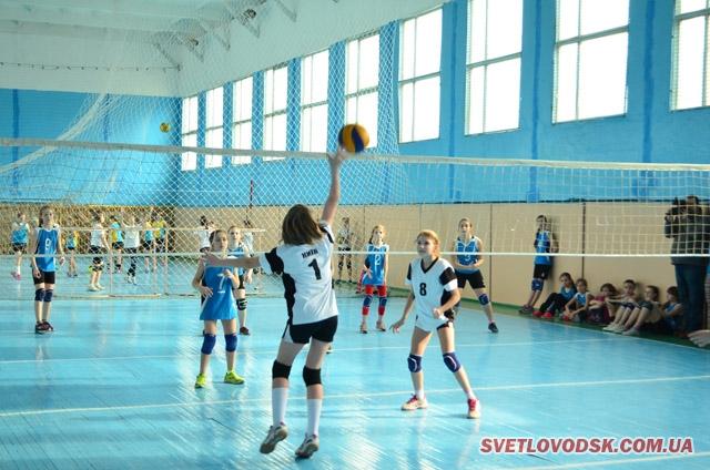 У Світловодську відбувся Відкритий турнір з волейболу