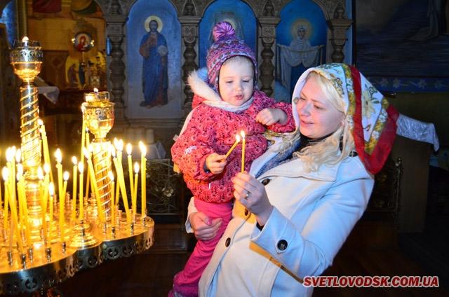 Великдень — тисячі світловодців відвідали православні храми (ДОПОВНЕНО)