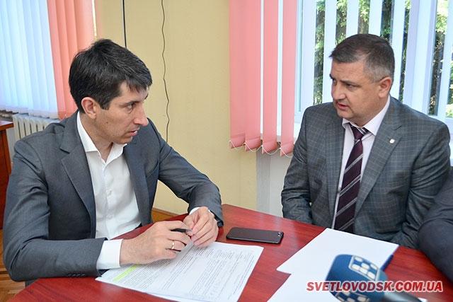 Що відповів на звернення мешканців міста і району Сергій Кузьменко?