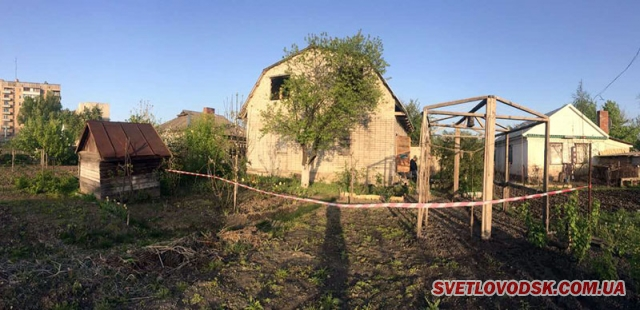 Поліцейським вдалося розкрити вбивство мешканки Світловодська, скоєне ще на початку року
