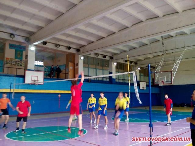 Світловодськ приймав обласні змагання з волейболу
