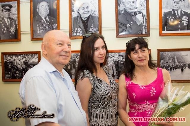 Фотовиставка до Дня Перемоги відкрилася у Світловодську (ДОПОВНЕНО)