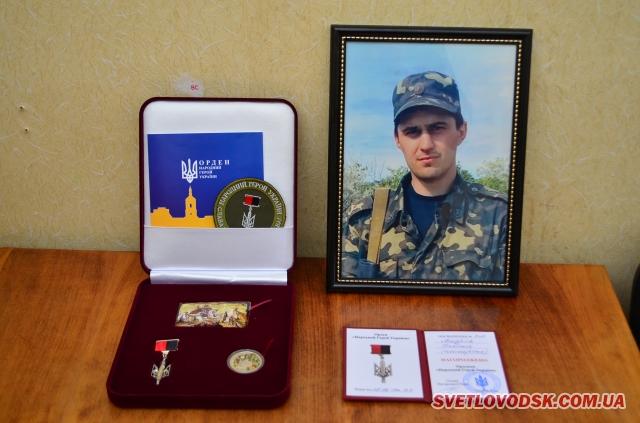 Андрій Ільїн — Народний Герой України