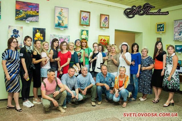 «Муза» із Кропивницького вперше у Світловодську