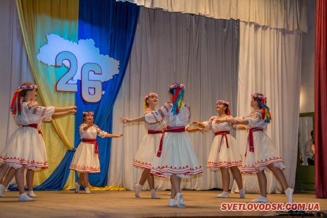 «Світ моєї України» очима власівських аматорів сцени