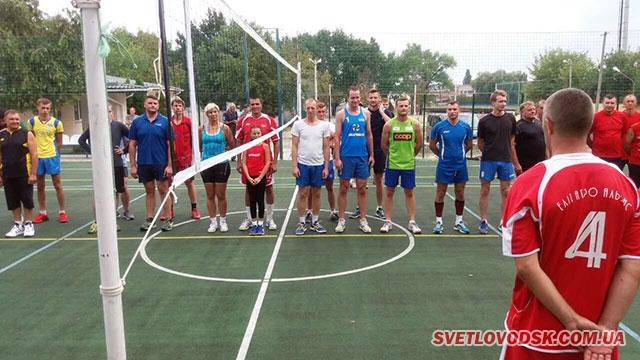 Традиційний турнір з паркового волейболу відбувся у Кропивницькому