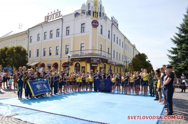 Хортингісти Світловодщини на фестивалі у Мукачеві