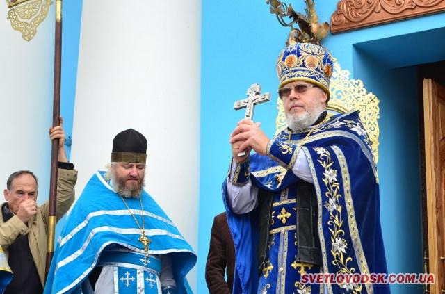 Храмове свято відбулося у Свято-Покровському кафедральному соборі