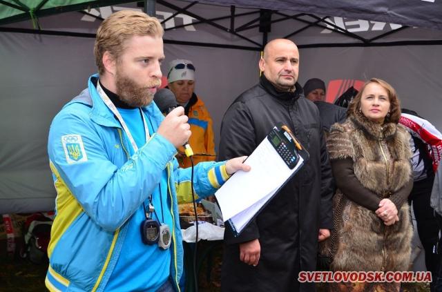 Другий етап Кубка України з велокросу - видовищне дійство у Світловодську