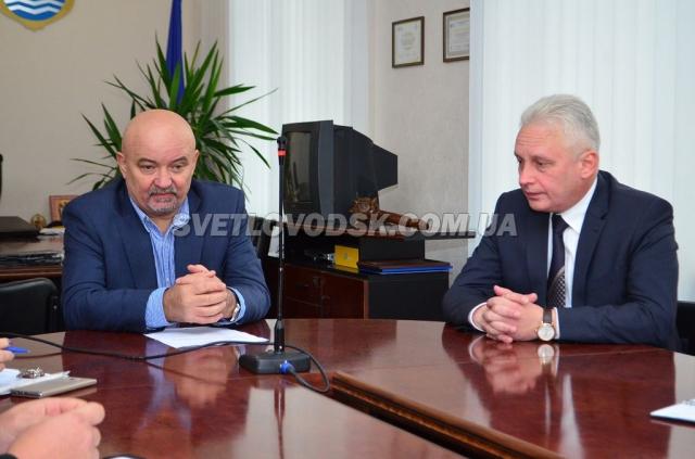 Обласна державна адміністрація намагається вплинути на кризову ситуацію у Світловодську