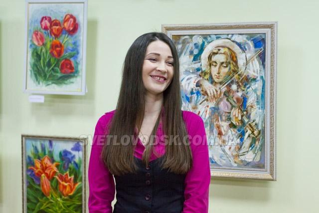 Світловодськ дружньо вітав художників з Олександрії
