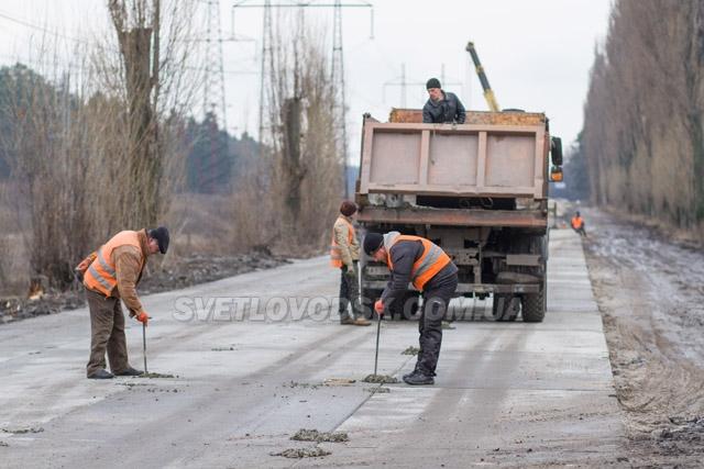 Сергія Кузьменка неприємно вразили «стирчалки» уздовж дороги на Єгорова