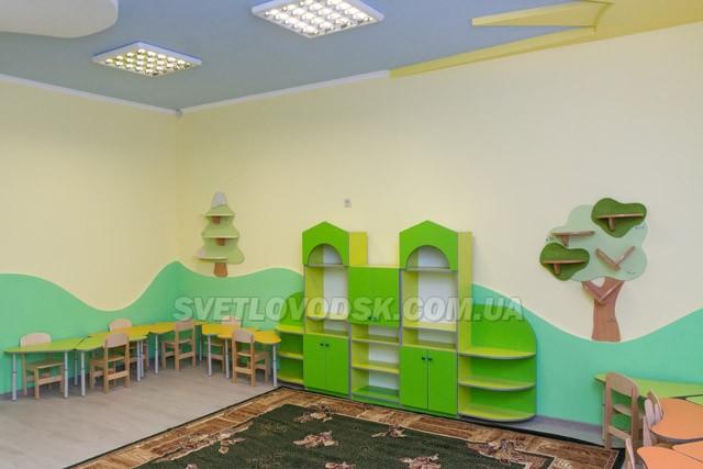 Тепло, світло і затишно  буде дітям села Велика Скельова у новому дитячому садку