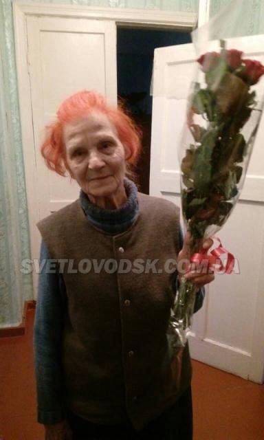 Ганну Борисенко привітали з Днем працівників прокуратури