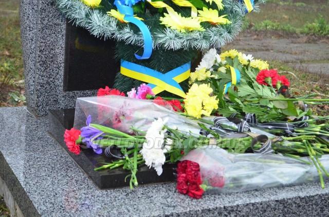 Вшанували учасників ліквідації аварії на Чорнобильській АЕС