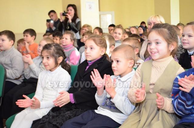 Святий Миколай завітав у гості до вихованців Світловодських шкіл-інтернатів