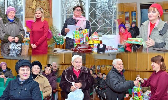Купу подарунків отримали передплатники «Вечірки» напередодні Нового року
