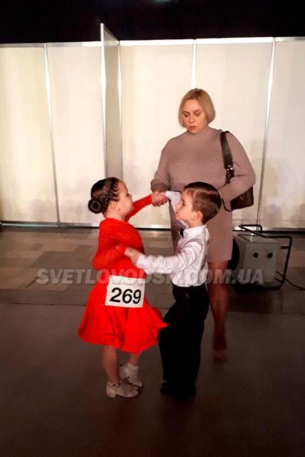 Київський тріумф юної пари з «Алегро»