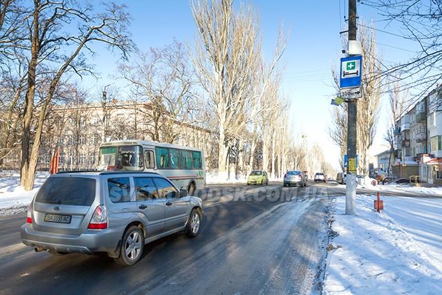 Три відеокамери встановлено на вулицях Світловодська