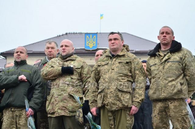 Героям України, добровольцям присвячується…