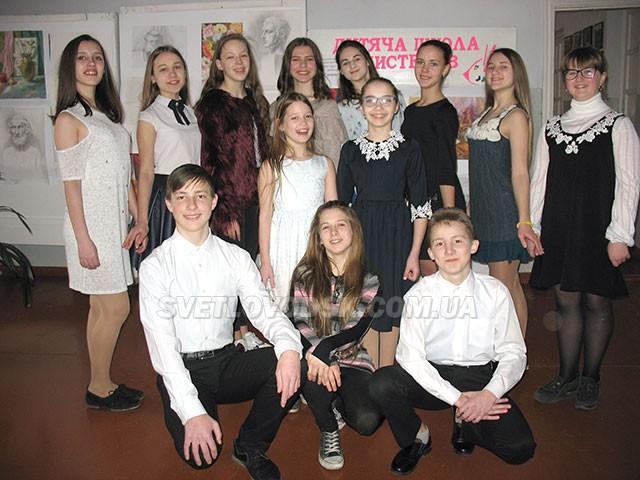 Учні школи мистецтв повернулися з обласного конкурсу «Паросток» з перемогами