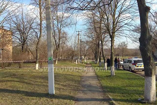 Розбійний напад на аптеку  у с.Глинськ Світловодського району (ДОПОВНЕНО)
