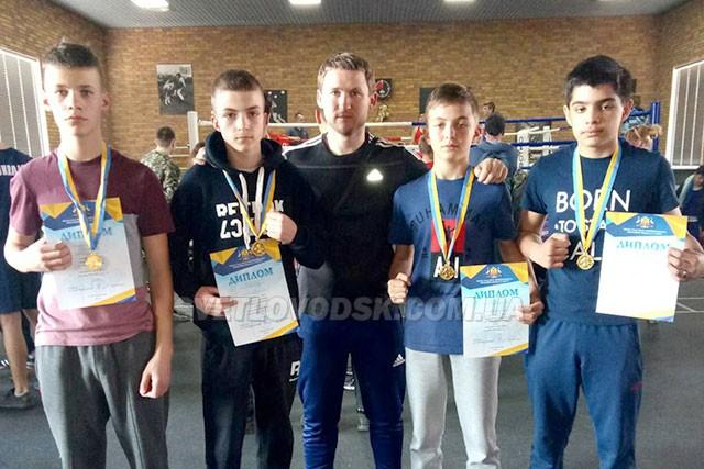 Вибороли участь у чемпіонаті України