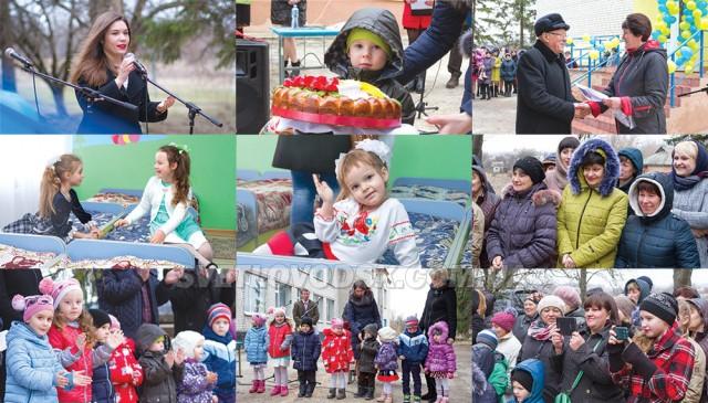 Дитячий садок «Сонечко» відкрився у Великій Скельовій!