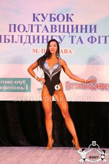 Марина Кузьменкова привезла у Світловодськ дві бронзи