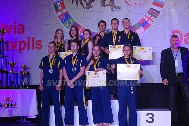 Успіх хортингістів Світловодщини  на чемпіонаті світу