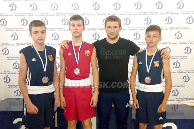 Світловодські боксери показали гарну підготовку та посіли призові місця