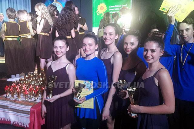 105 юних світловодців на «Kiev Art Time»
