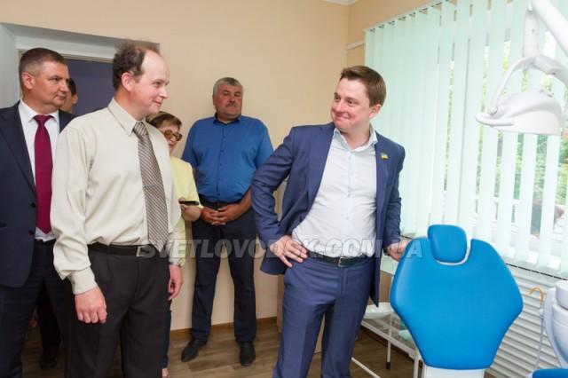 Микільська амбулаторія урочисто відкрилася