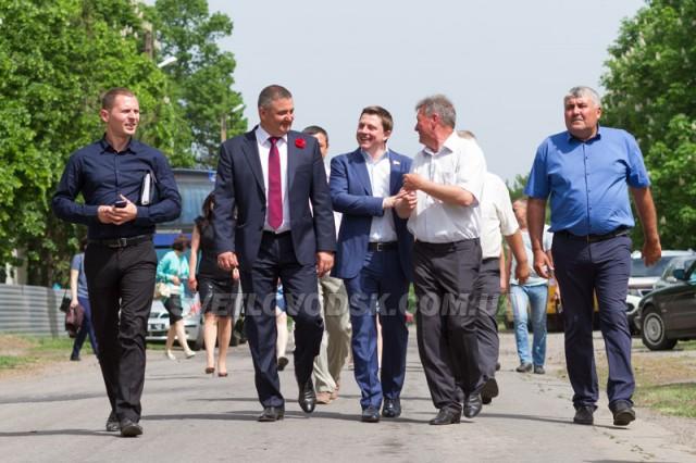 Масштабні заходи до Дня пам'яті та примирення відбулися у Світловодському районі