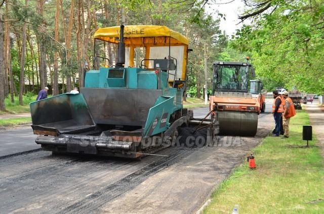 Поточний ремонт доріг у Світловодську розпочався