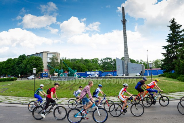 Велодень 2018 у Світловодську